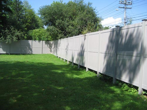 Praticos Fence Installation